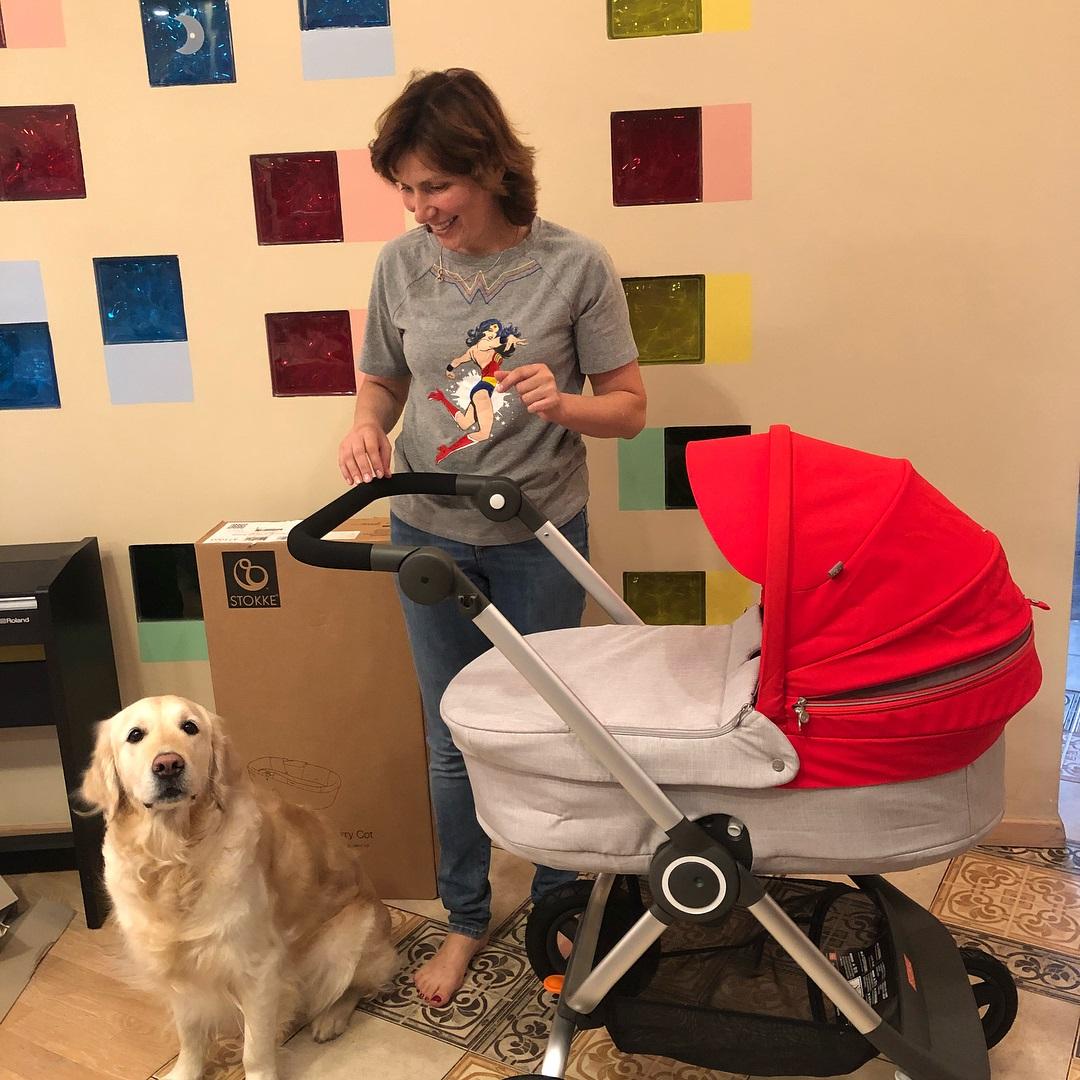 Светлана Зейналова вышла на работу спустя 1,5 месяца после родов