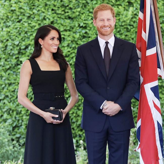 Принц Гарри и Меган Маркл не будут иметь полных прав на опеку своих детей (которых пока нет)