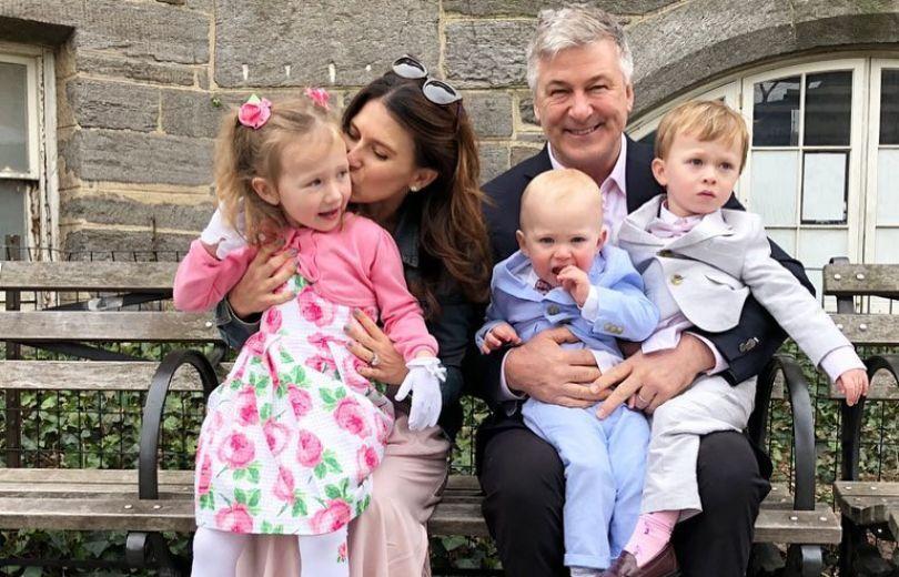 Алек Болдуин планирует родить 5-го ребенка, а ведь ему уже 60+