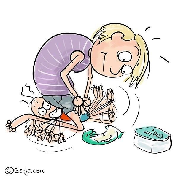 Вся правда о суровой жизни мам: 10 ситуаций, в которых каждая узнает себя