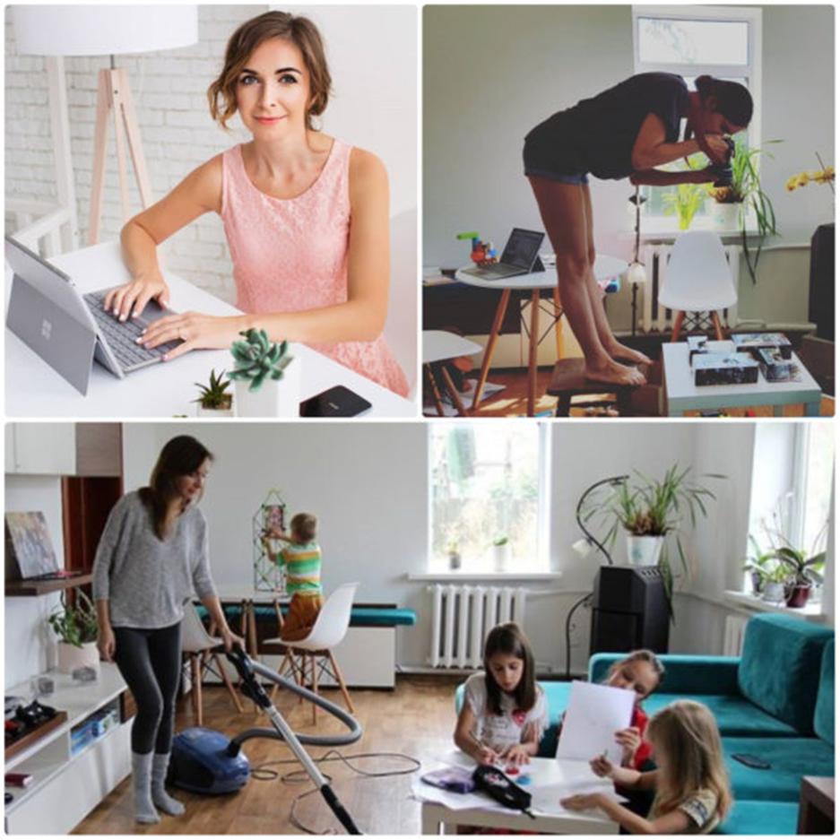 Вот 5 примеров мам, чем заняться в декрете, чтобы не сидеть на шее мужа