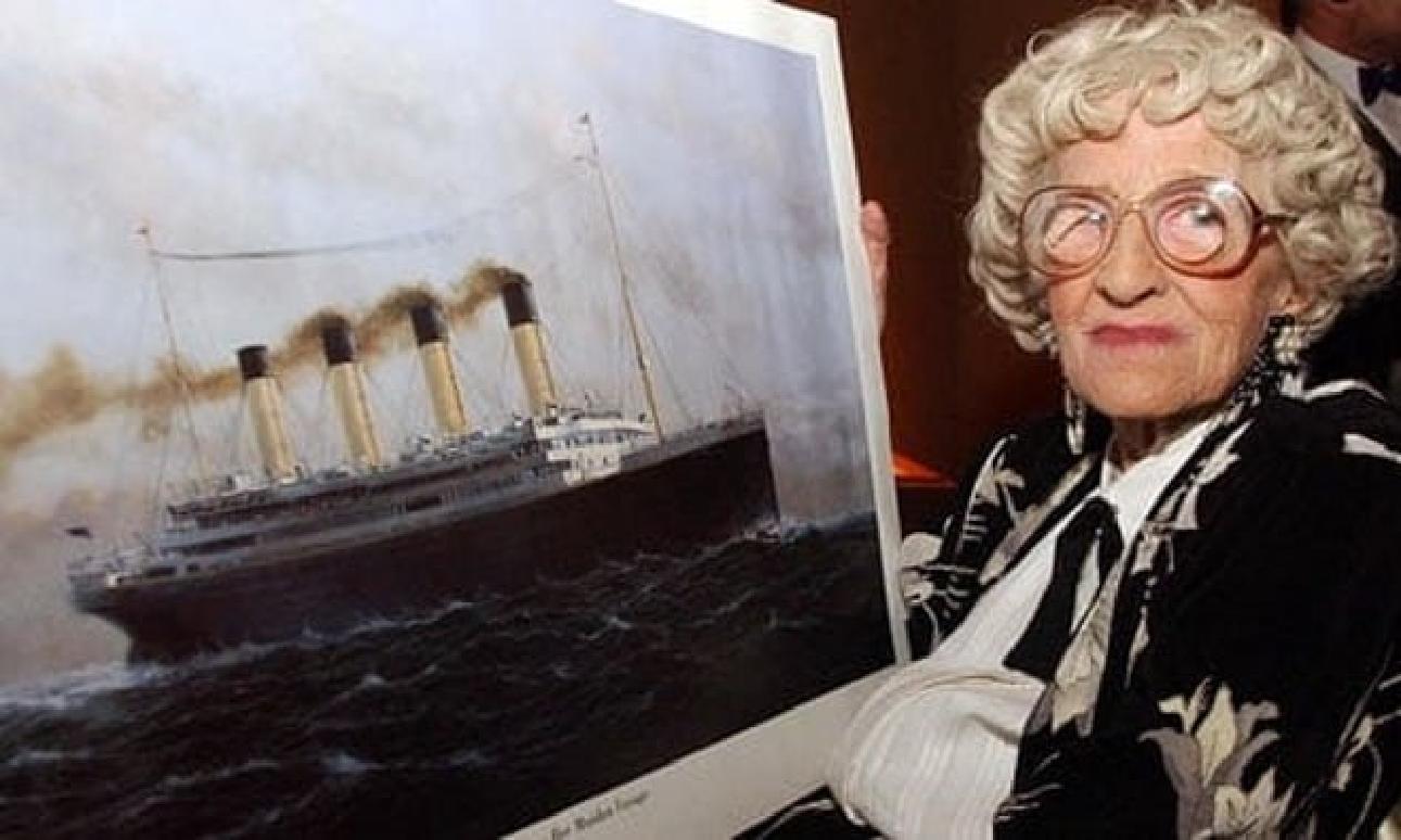 Вот 5 самых удивительных историй детей, которые смогли пережить крушение Титаника