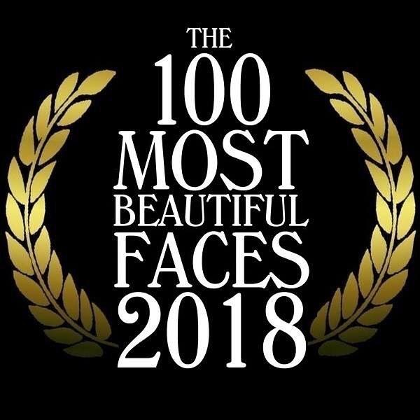 ТОП-20 самых красивых лиц 2018, на которые можно смотреть бесконечно