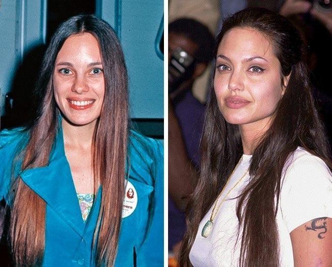 16 звездных дочек, которые поразительно похожи на мам в том же возрасте