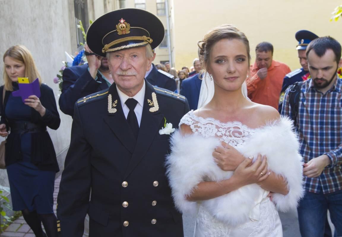 87-летний Иван Краско заявил, что хочет шестого ребенка, но супруга не в восторге