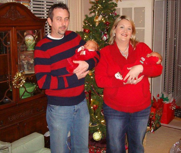 Их там двое!: женщина из США забеременела, уже будучи беременной