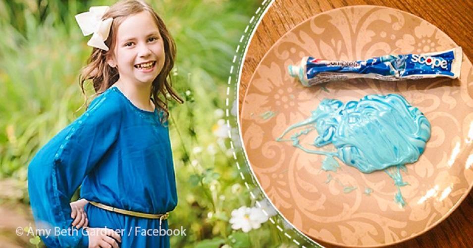Выдави зубную пасту, а теперь верни ее обратно: мама дала ценный урок дочери о важности сказанных слов