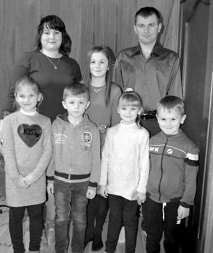 Мама из Украины родила сразу 2 пары близнецов в один день