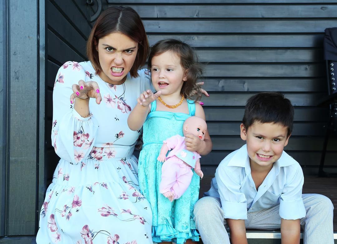 Агата Муцениеце и Павел Прилучный готовятся стать родителями в 3-й раз
