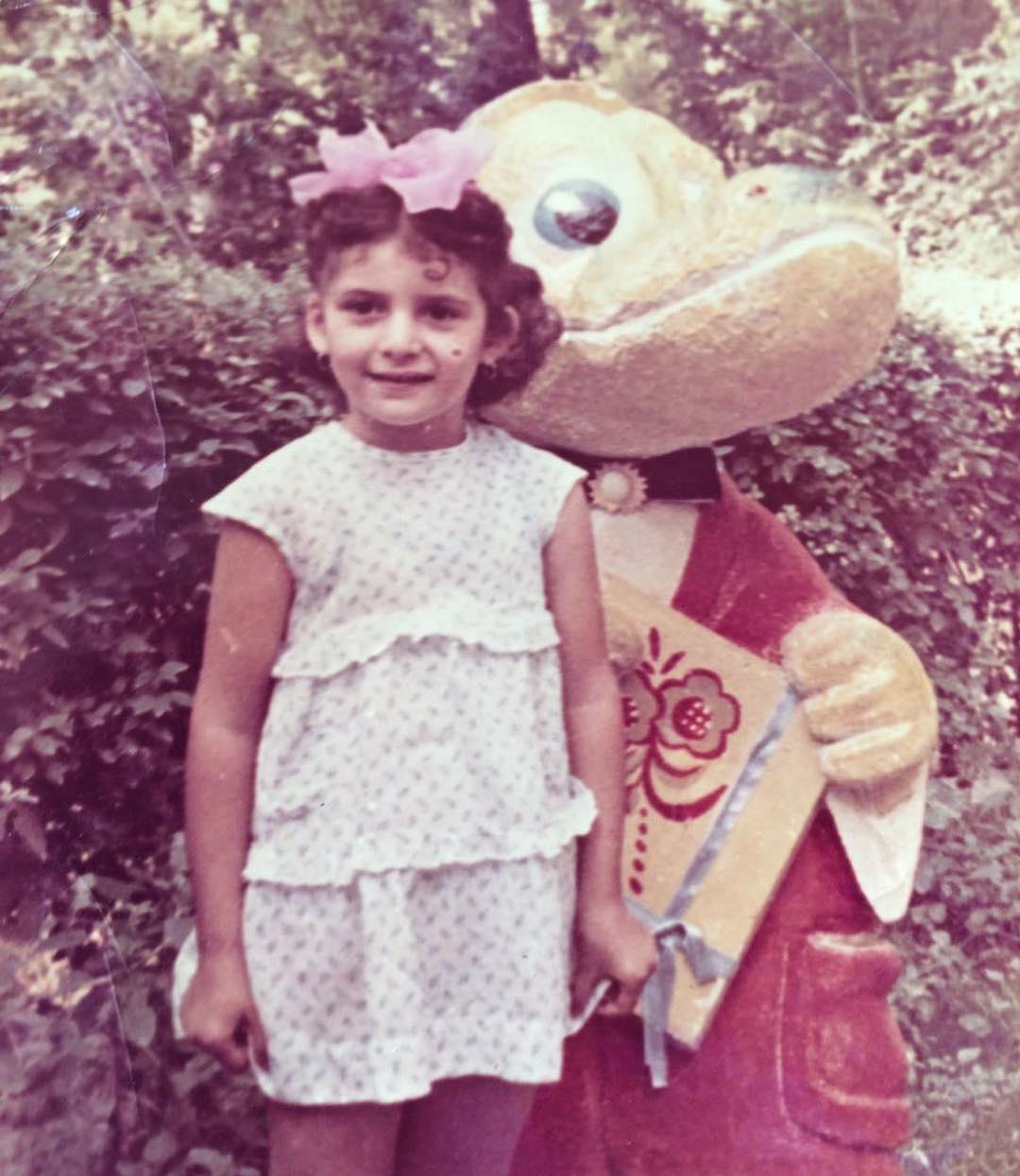 Как давно это было...: звезды показали свои детские фото на 1 сентября
