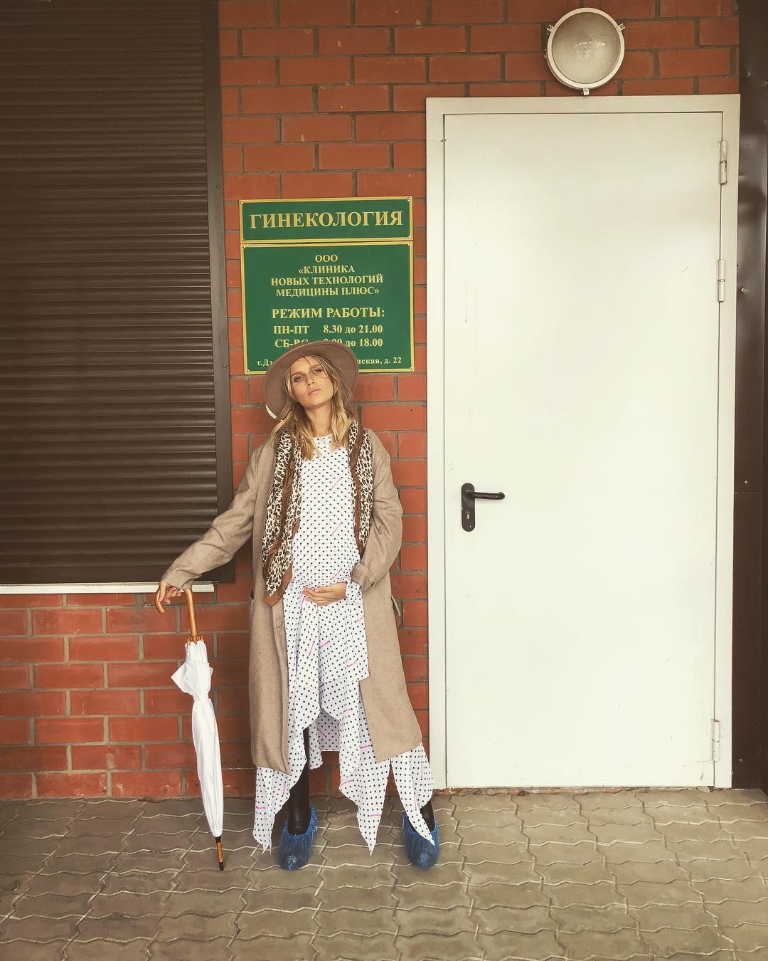 26-летняя Дарья Мельникова больше не скрывает вторую беременность