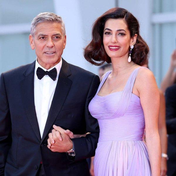 Я не думал, что буду так уставать с детьми!: Джордж Клуни готов платить няням любые деньги