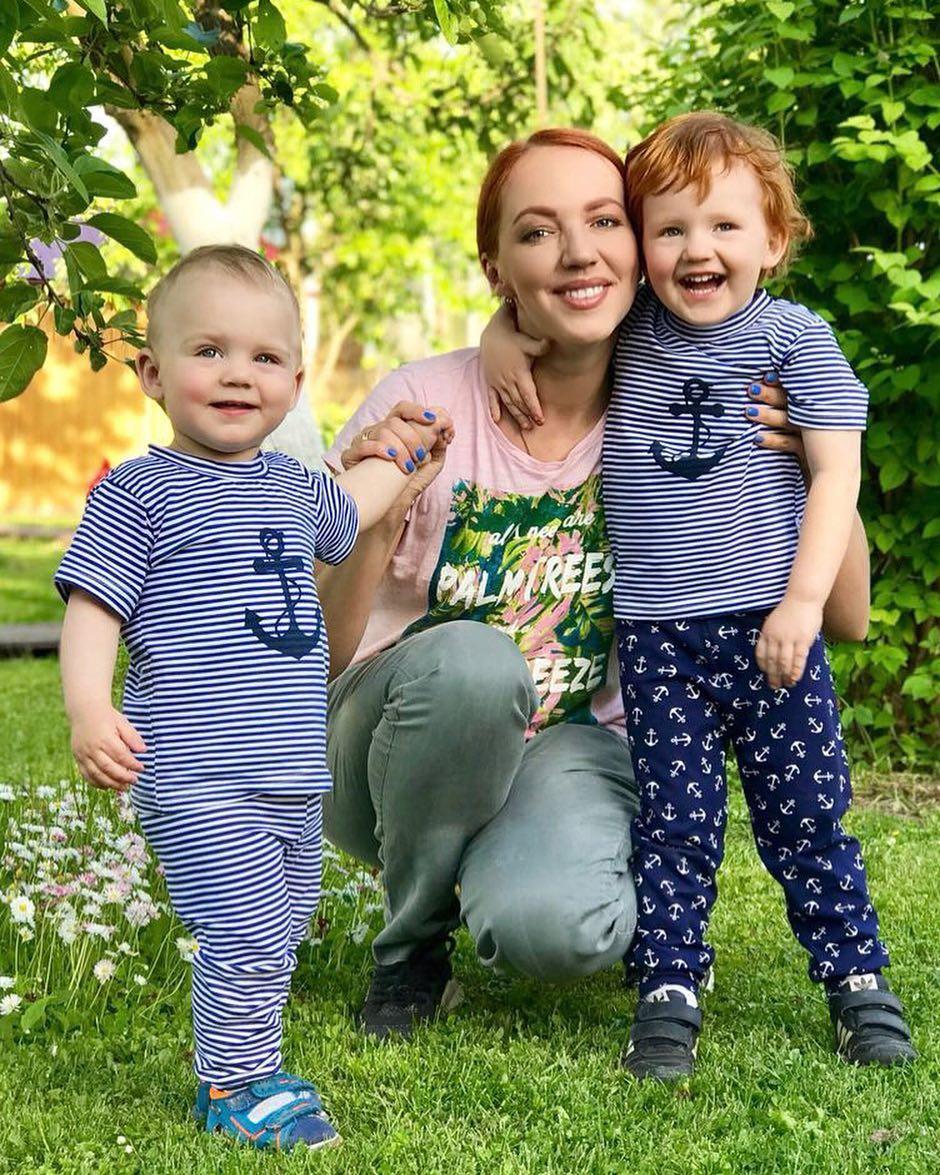 Галина Боб из Деффченок — о том, как ей удалось похудеть на 18 кг после родов