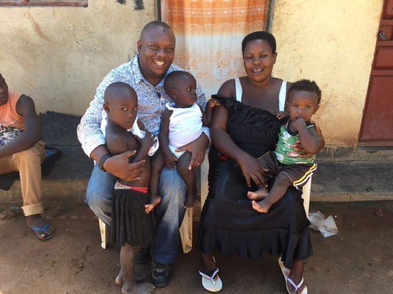 Эта 39-летняя женщина из Африки выносила и родила 44 ребенка от одного мужчины