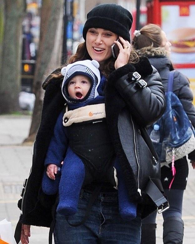 Кира Найтли публично осудила Кейт Миддлтон за ее внешний вид после родов