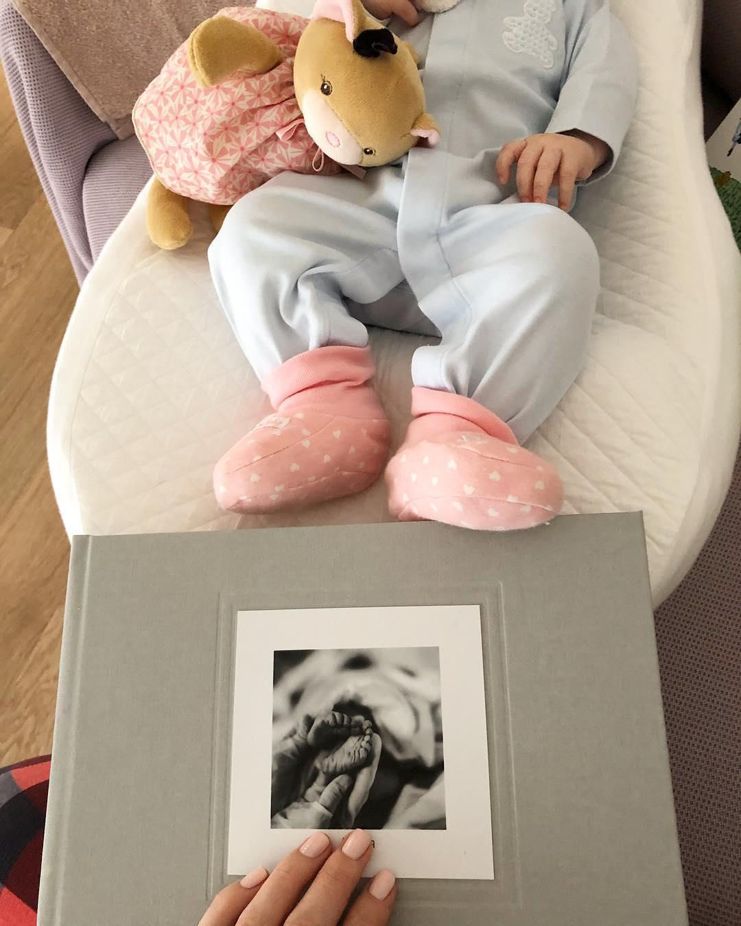 Мое счастье!: Юлия Ковальчук впервые показала фото из роддоме