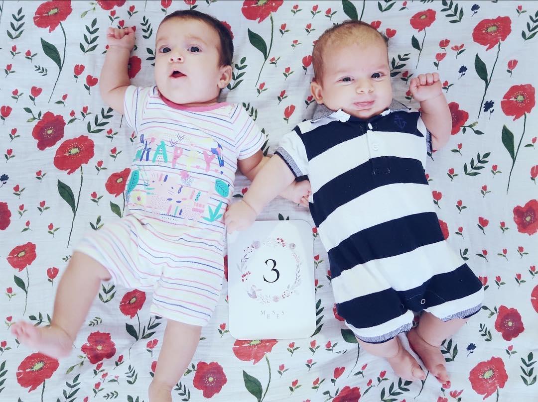 «Как он держится?»: беременная испанка удивила размерами живота